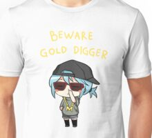 Gold Digger Muffin Unisex T-Shirt