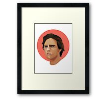 Luke Skywalker Framed Print