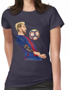 Neo Messi Womens Fitted T-Shirt