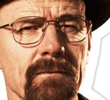 Breaking Bad - Heisenberg Sticker