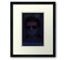 Sattelite of Lou Framed Print