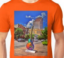 Vibrancy Guitar Unisex T-Shirt