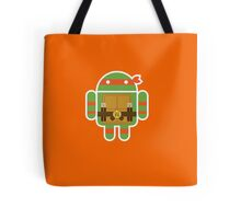 Mikey Droid Tote Bag