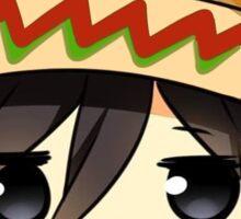 Mikasa Su Casa  Sticker