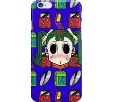 Chibi Fashion Girl #16 iPhone Case/Skin