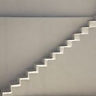 White Wall And Steps by phil decocco