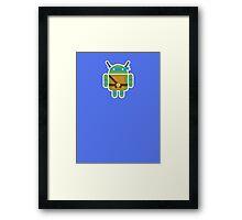 Leo Droid  Framed Print