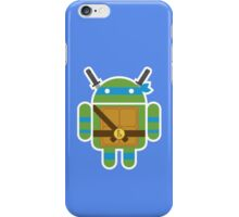 Leo Droid  iPhone Case/Skin