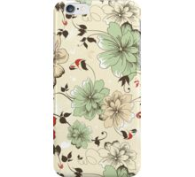 Flower Pattern Phone Case iPhone Case/Skin