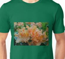 Apricot Rhododendron Unisex T-Shirt
