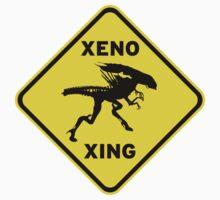 Xeno Xing Kids Tee
