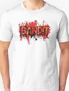 Bandit Graffiti (without slogan) Unisex T-Shirt