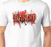 Bandit Graffiti (without slogan) Unisex T-Shirt