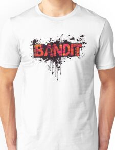 Bandit Homebrewed (without slogan) Unisex T-Shirt