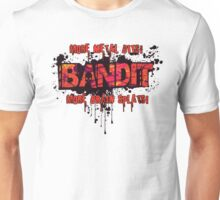 Bandit Homebrewed Unisex T-Shirt