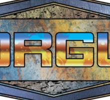 Torgue Racer Sticker