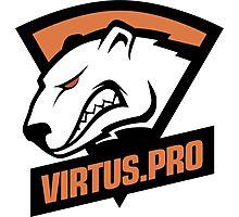 Virtus.Pro Logo (CSGO PRO TEAM) Photographic Print