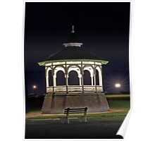 Oak Bluffs Gazebo Poster