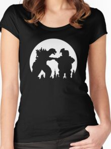 Best Friends Women's Fitted Scoop T-Shirt