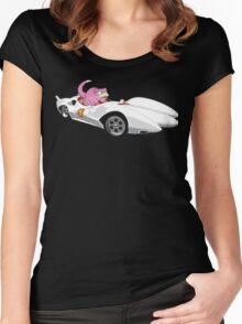 Slowpoke Women's Fitted Scoop T-Shirt