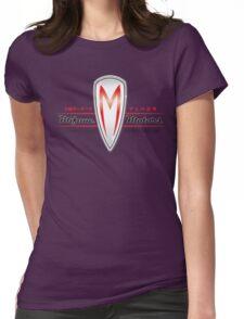 Mifune Motors Womens Fitted T-Shirt