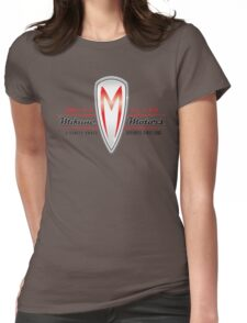 Mifune Motors Womens Fitted T-Shirt