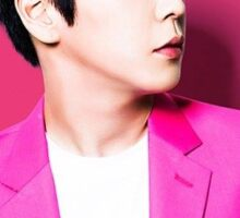 Himchan - Feel so Good (Pink) Sticker