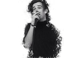 Matt Healy Smoking by karenguyen