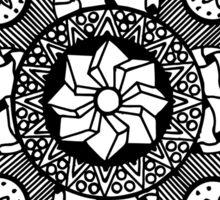 Mandala 1 Sticker