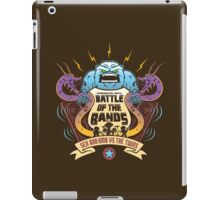 Sex Bob-Omb VS The Twins  iPad Case/Skin