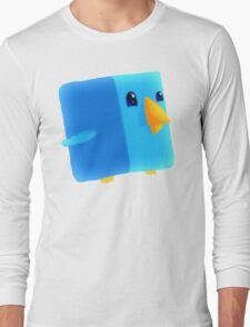 Cube Tweet Long Sleeve T-Shirt