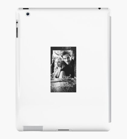 Once upon a time ~colifer  iPad Case/Skin