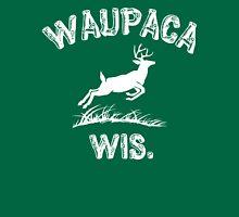 Waupaca Wis . Stranger Things Unisex T-Shirt