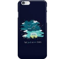 Stars and Constellations iPhone Case/Skin