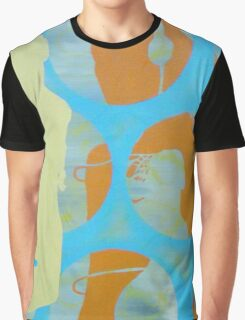 Dancing in a Round House Graphic T-Shirt