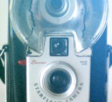 Brownie Camera Sticker