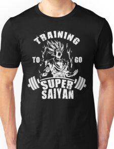 Training To Go Super Saiyan (Gohan) Unisex T-Shirt