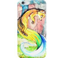 Watercolor Fox iPhone Case/Skin