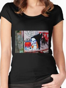I'll Eat You My Pretty Women's Fitted Scoop T-Shirt