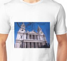 London St Pauls Cathedral Unisex T-Shirt