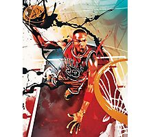 Most Epic Dunk Photographic Print