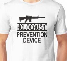 HOLOCAUST PREVENTION DEVICE 1 Unisex T-Shirt