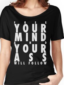 Free Your Mind Women's Relaxed Fit T-Shirt