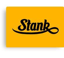 Stank. Canvas Print