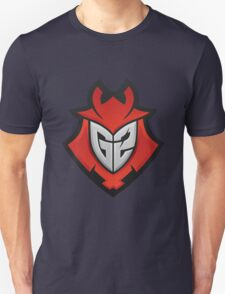 G2 E-Sports Logo (CSGO PRO TEAM) Unisex T-Shirt