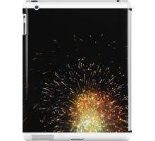 Fire Flower Series 3 iPad Case/Skin