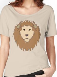 LEO, A LION Women's Relaxed Fit T-Shirt