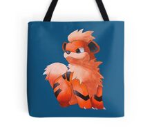 Pokemon Growlithe Tote Bag