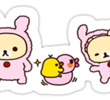 Korilakkuma March Sticker