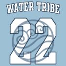 Water Tribe Jersey #22 by iamthevale